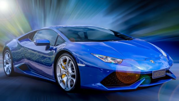 Photo free Lamborghini Huracаn LP 610-4, car, machine