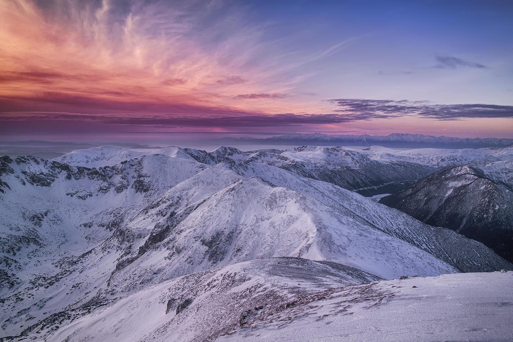 Обои Мусала, самая высокая вершина на Балканском полуострове, Рила-Маунтин, Болгария