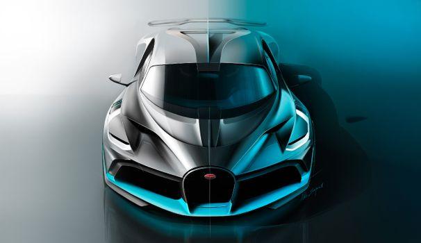 Photo free Bugatti, cars, Bugatti Divo