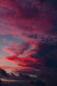 Янтарное небо