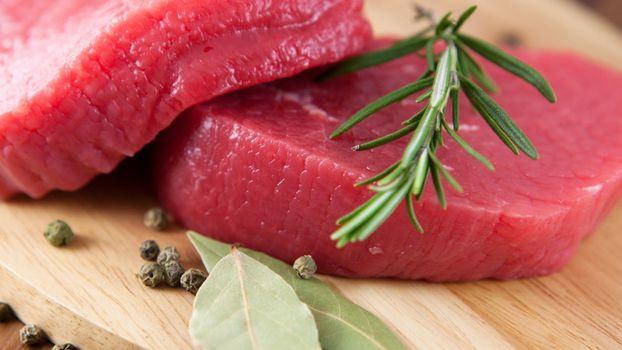 Фото бесплатно мясо, травы, стейк