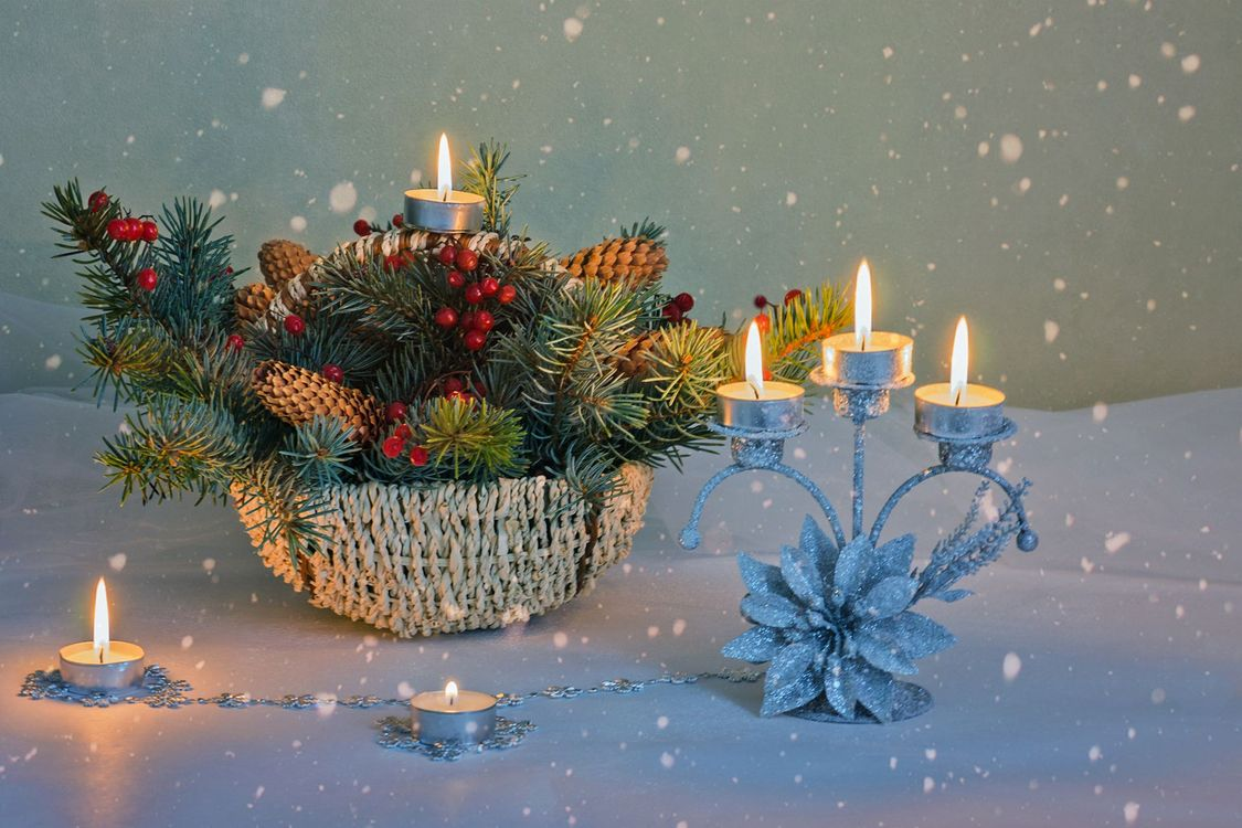 Free photo Christmas, Christmas decorations, decorations - to desktop