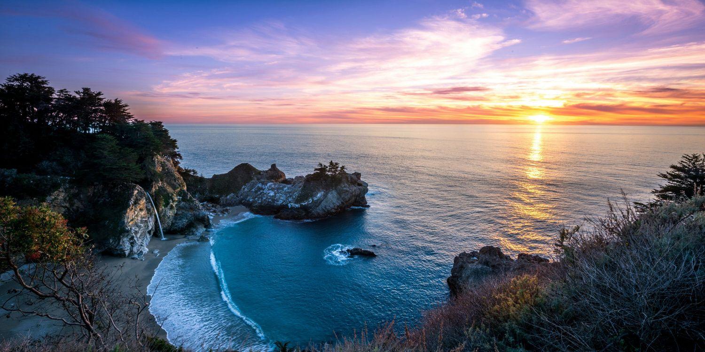 Photos for free beach, landscape, Julia Park Pfeiffer Bern - to the desktop