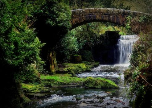 Photo free rocks, nature, bridge