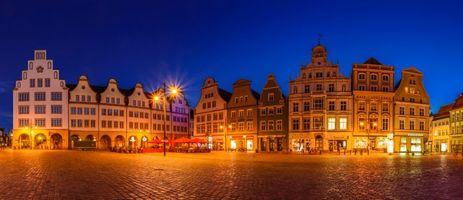 Фото бесплатно Мекленбург-Передняя Померания, Германия, Ратуша