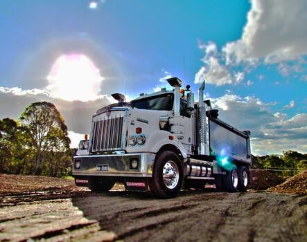 Photo free transportation, transport, truck