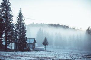 Фото бесплатно погода, природа, зима
