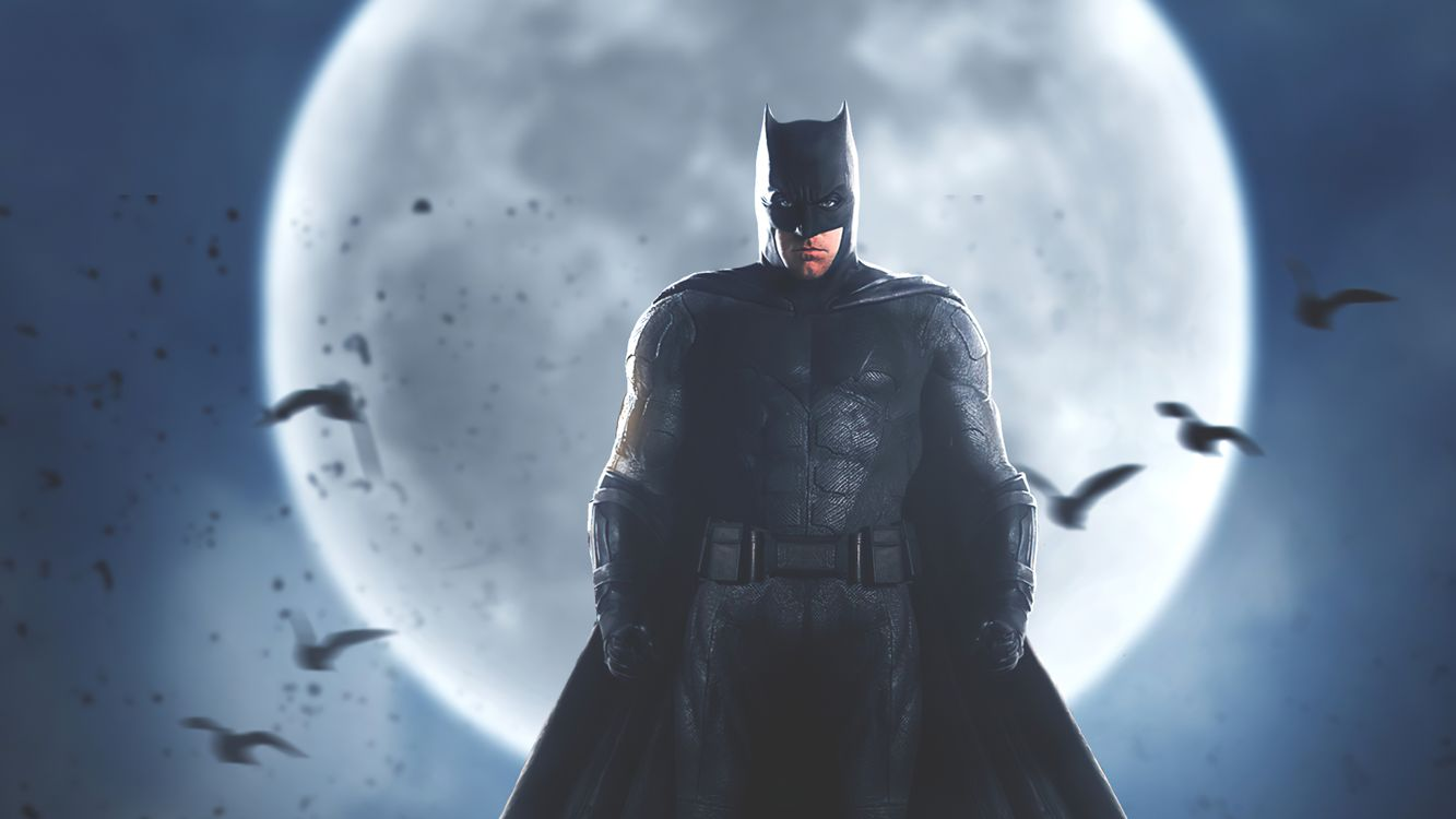 Фото бесплатно бэтмен, супергерои, произведение искусства - на рабочий стол