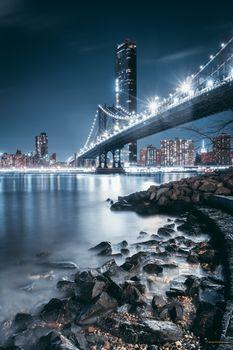 Photo free bridge, man made, architecture