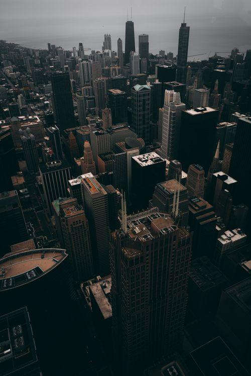 Чикаго · бесплатная заставка
