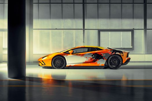 Фото бесплатно 2019 автомобили, Lamborghini, авто
