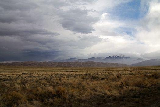 Фото бесплатно живописный, панорама, погода
