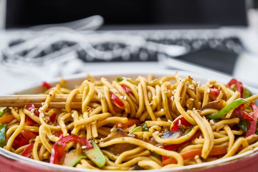 Photo free noodle, asian cuisine, yummy