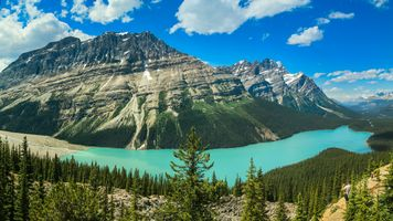 Photo free Alberta, Lake Peito, Canada