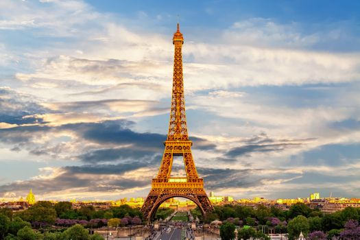 Photo free travel, France, tower