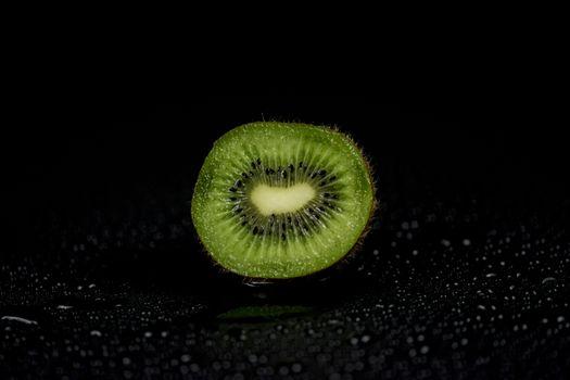 Photo free kiwi, fruit, cut