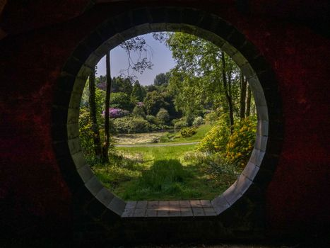 Photo free window, aperture, arch