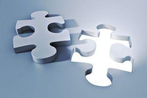 Photo free puzzle, shape, mosaic