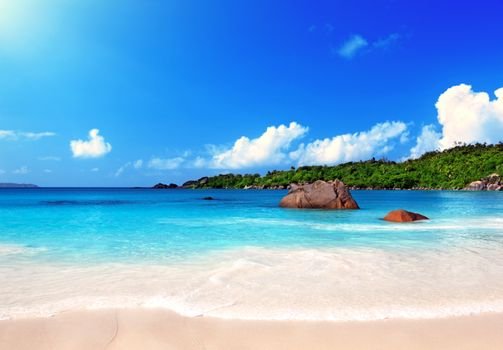 Скачать пляж, море фото с сайта fonwall