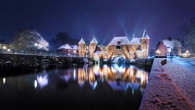 Photo free Koppelpoort, Amersfoort, The Netherlands