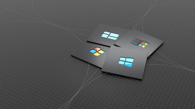 Photo free Windows 10, computer, hi-tech