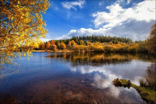 Photo free England, Herbst, Jahreszeiten