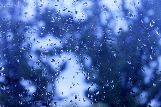 Бесплатные фото стекло,мокрое стекло,капли,капли на стекле,текстура,фон,синий,текстуры