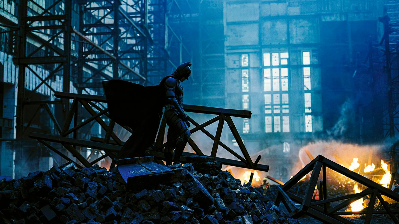 Фото рендеринг супергерои бэтмен - бесплатные картинки на Fonwall
