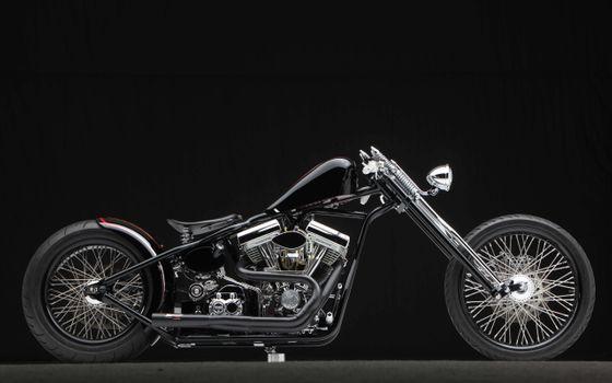 Фото бесплатно чоппер, кастом, мотоциклы