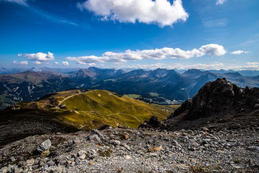Photo free mountains, Switzerland, stone