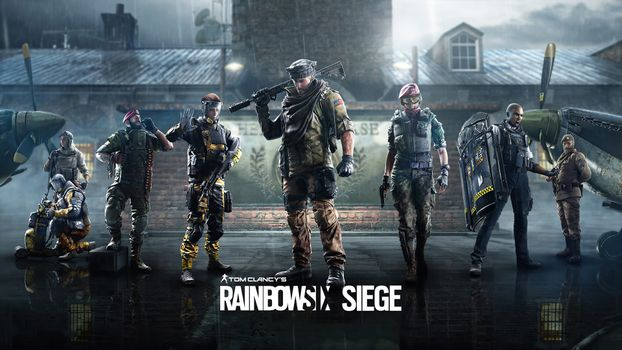 Фото бесплатно Xbox games, Tom Clancys Rainbow Six Siege, Ps4 Games