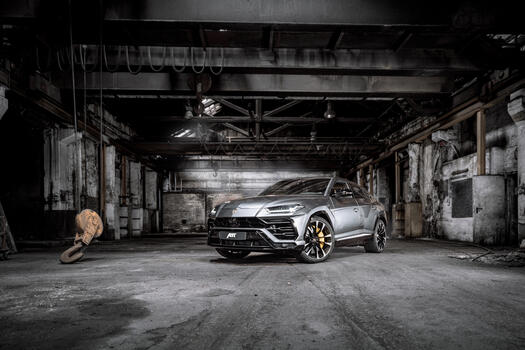 Photo free suv, Lamborghini Urus, 2019 cars