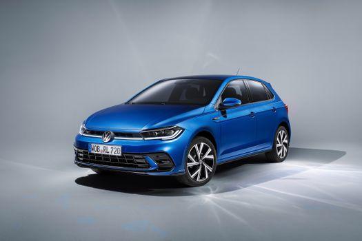Photo free auto, Volkswagen, blue