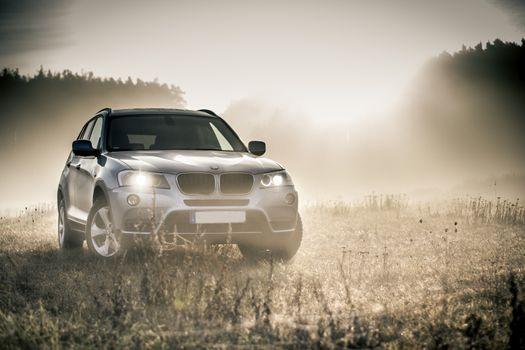 Photo free land transport, BMW, luxury vehicle