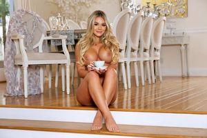 Фото бесплатно Tahlia Paris, модель, красотка, голая, голая девушка, обнаженная девушка, позы, поза, сексуальная девушка, эротика