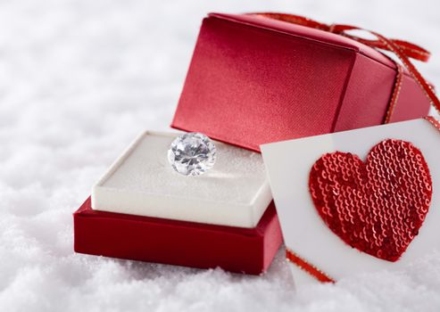 Photo free diamond, box, heart