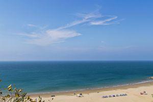 Фото бесплатно океан, волна, горизонт