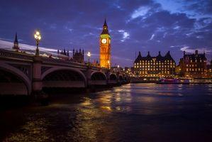 Заставки Big Ben, London, England