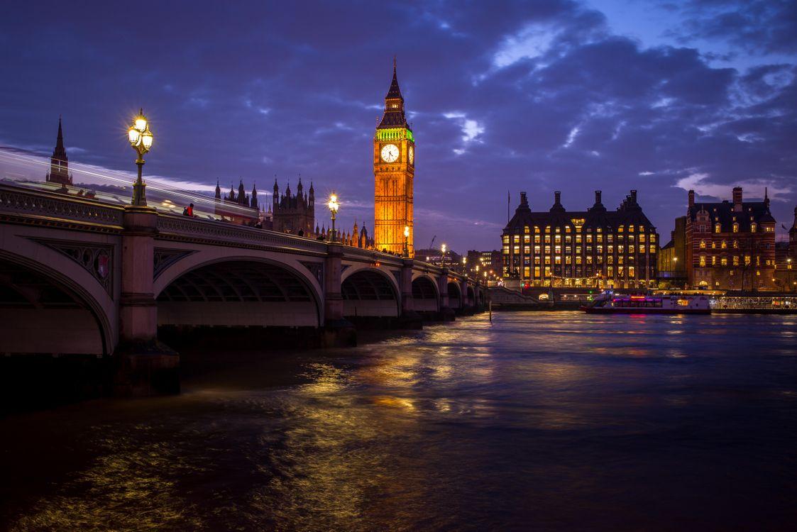 Обои Big Ben, London, England картинки на телефон