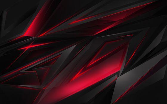 Фото бесплатно абстракция, тьма, красный