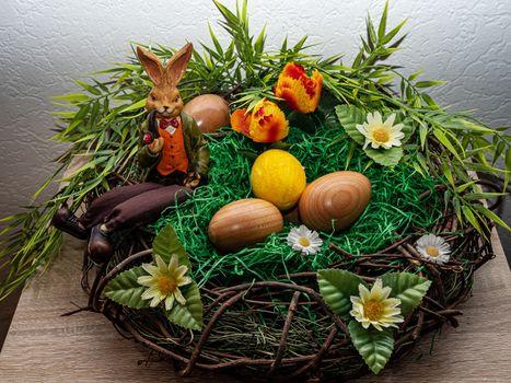 Фото бесплатно дизайн, кроликов, кроличьи яйца