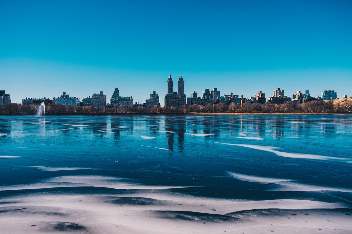 Нью-Йорк · бесплатное фото