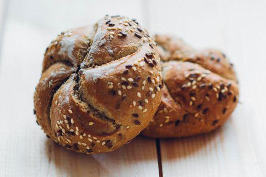 Photo free wheat, grains, food
