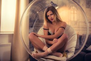 Бесплатные фото lisa рассвет,сексуальная девушка,взрослая модель,бюстгальтер,трусики,нижнее белье