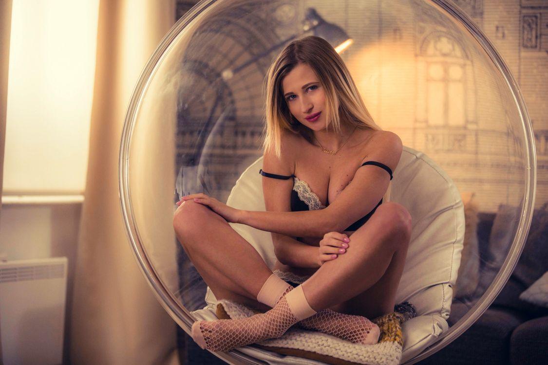 Фото бесплатно lisa рассвет, сексуальная девушка, взрослая модель, бюстгальтер, трусики, нижнее белье, эротика