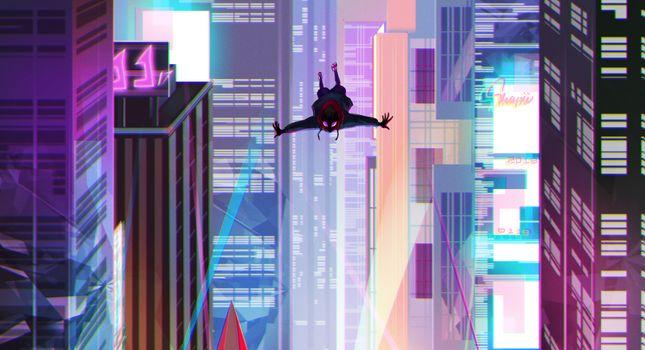 Новое фото на тему паук, супергерои