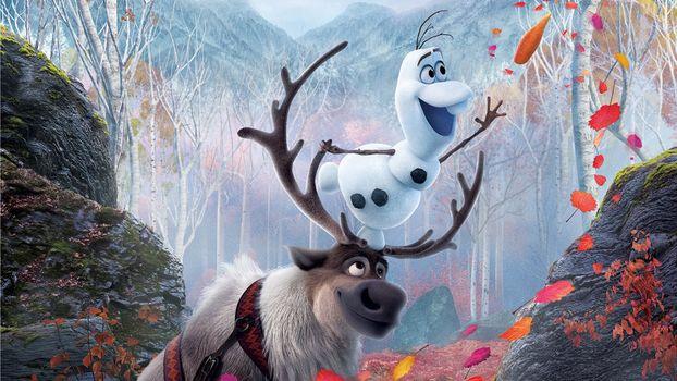 Photo free 2019 Movies, Frozen 2, disney
