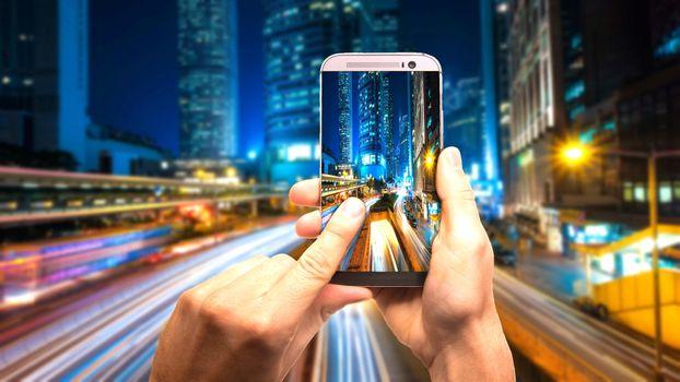 Фото бесплатно Смартфон, снимок, видео