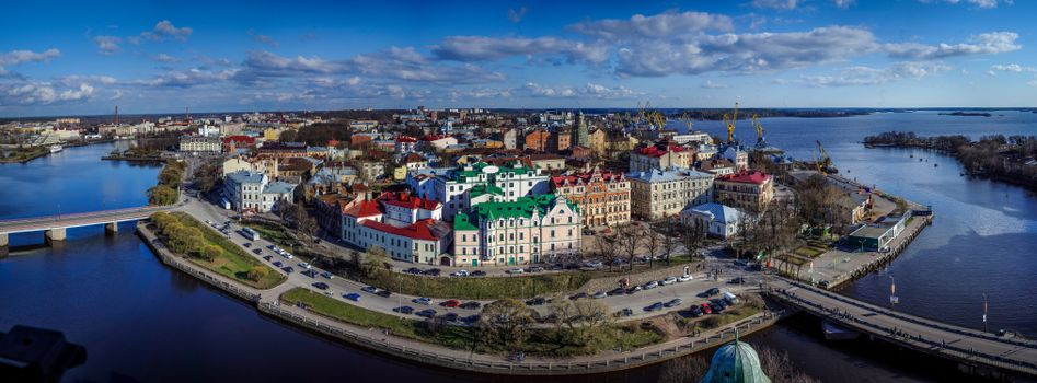 Photo free cities, Russian, panoramic
