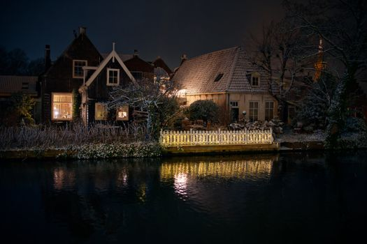 Photo free cities, Netherlands, canal
